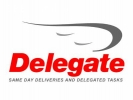 Delegate courier