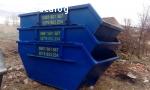 Контейнери за извозане на строителни отпадъци